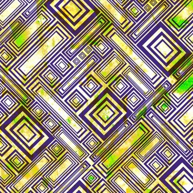 Surface pattern design 2014 fashion geometric tribal chinese shanghai techno retro organic lace